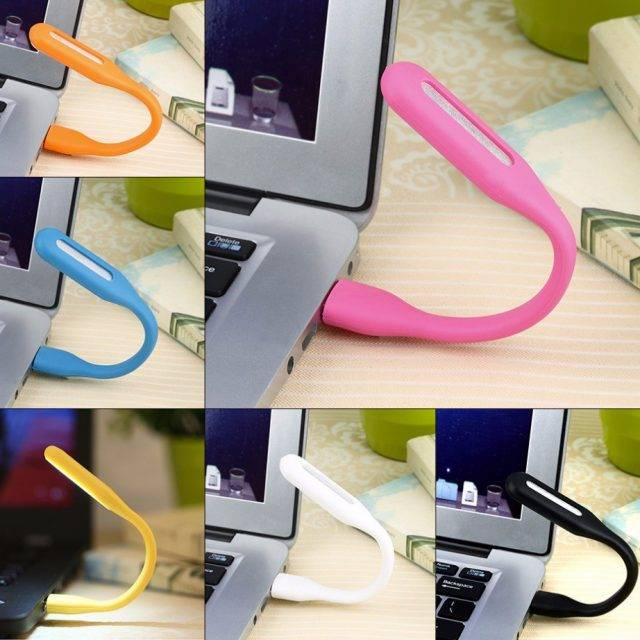 Small Cool Flexible Ligher USB