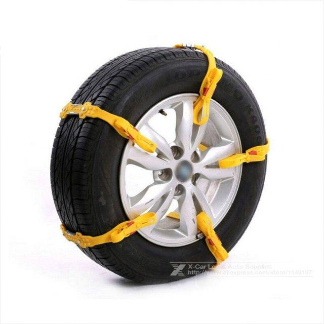 Anti Slip Wheel Snow Chain