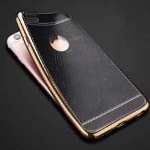 PU Leather Case for iPhone