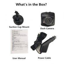 Full HD Video Dash cam