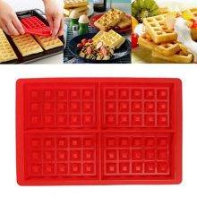 Perfect Waffle Silicone Mold