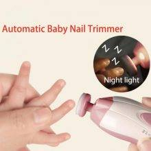 Automatic Baby Nail trimmer