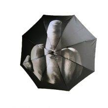 Middle Finger Cool funny umbrella