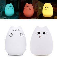 Cute Adorable LED Night Light Color Changeing