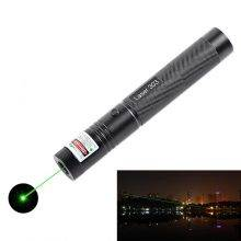 Green Laser Powerful Burning