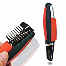 Switchblade Electric Grooming Hair Trimmer 2 In 1 Mustache Beard Eyebrow Nose Hair Shaver