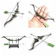 Bow And Arrow Weapon Toy