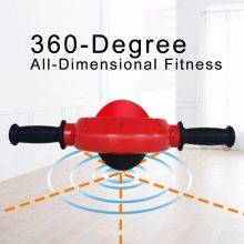 Gym 360 Degree Abdominal Roller Exercise Machine