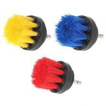 Electric Drill Cleaning Brush